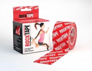 Rocktape Logo Red 5cm X 5m
