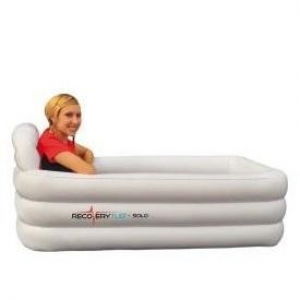 RecoveryTub Inflatable Ice Bath Solo - Click for more info