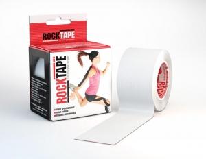 Rocktape White 5cm x 5m - Click for more info