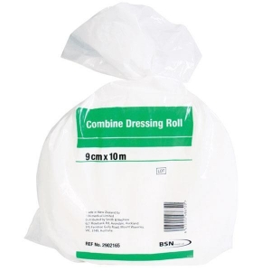 COMBINE ROLL DRESSING - 9cm x 10m - Click for more info