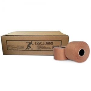 Solvatech Latex Free Sports Strapping Tape - 12.5mm