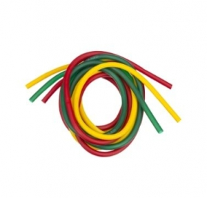 Theraband Tubing Pre-Cut Single Light Red/Green/Yellow - Click for more info