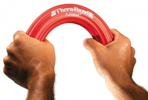 THERABAND FLEXBAR RED 10LB - Click for more info