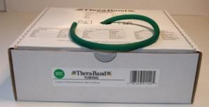 THERATUBING - 100ft (T3320 Green - Heavy)