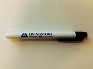 Diagnostic Non-Disposable Penlight - Click for more info