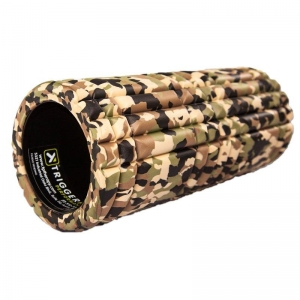 The Grid Foam Roller 33cm (TPT-GRDCAMO Camouflage)