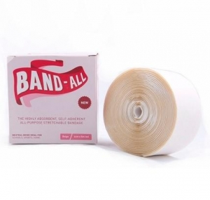 Band-All Conforming Cohesive Foam Bandage Beige - Click for more info