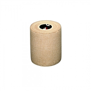 D3 AFL Elastic Adhesive Bandage Flesh  2.5cm x 8m - Click for more info