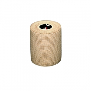 D3 AFL Elastic Adhesive Bandage Flesh 5cm x 8m - Click for more info