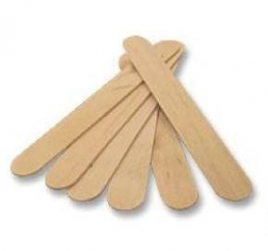 Wooden Tongue Depressors - Box 100