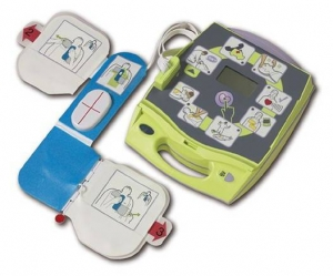 ZOLL AED PLUS - Click for more info